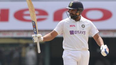 Rohit Sharma ICC Test Rankings