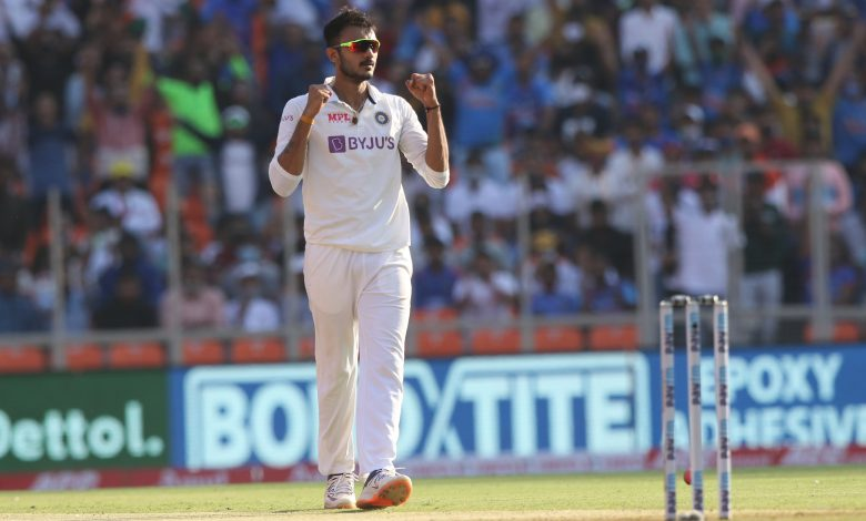 Axar Patel dismisses Zak Crawley Pink-Ball Test