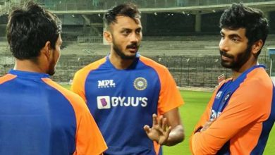 Axar Patel Ruled Out Of First Test