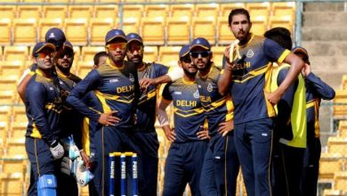 Delhi Vijay Hazare Trophy 2021 Squad