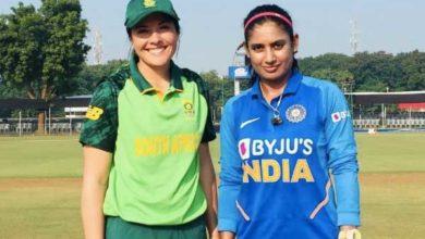 Indian Women's Cricket Team squad