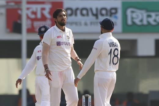 Ishant Sharma Virat Kohli Playing XI