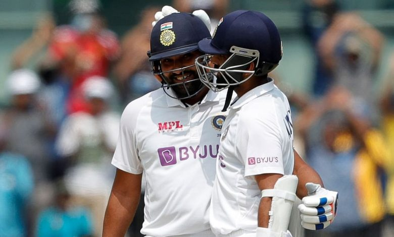 India Second Test Day 1 Report