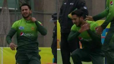 Cricket Embarrassing