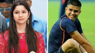 Sara Tendulkar Arjun Tendulkar IPL