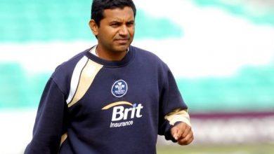 Nayan Doshi IPL