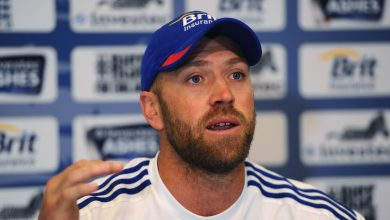 Matt Prior India-England series