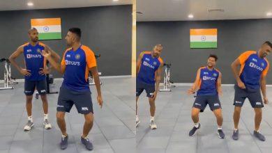 ravichandran ashwin kuldeep Yadav dance
