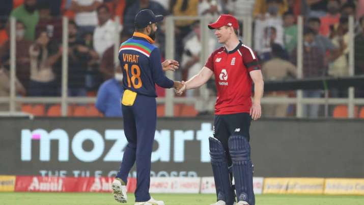 England India 1st T20I Report