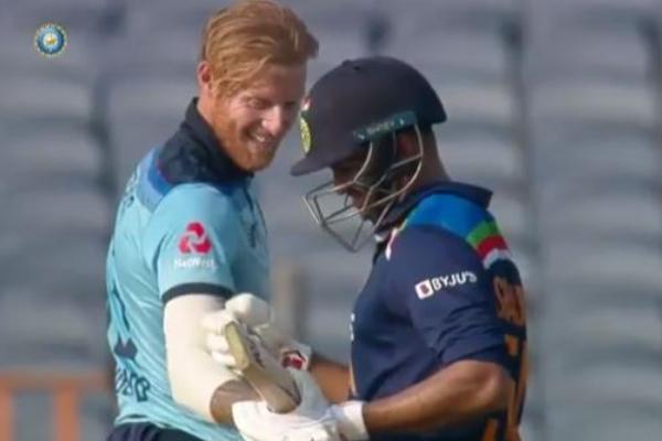 Ben Stokes Shardul Thakur India vs England
