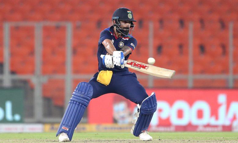 ICC T20I Rankings Virat Kohli