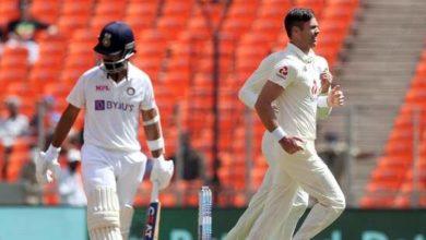 James Anderson 900 wickets