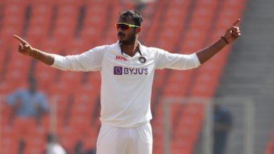 Axar Patel five-wicket haul