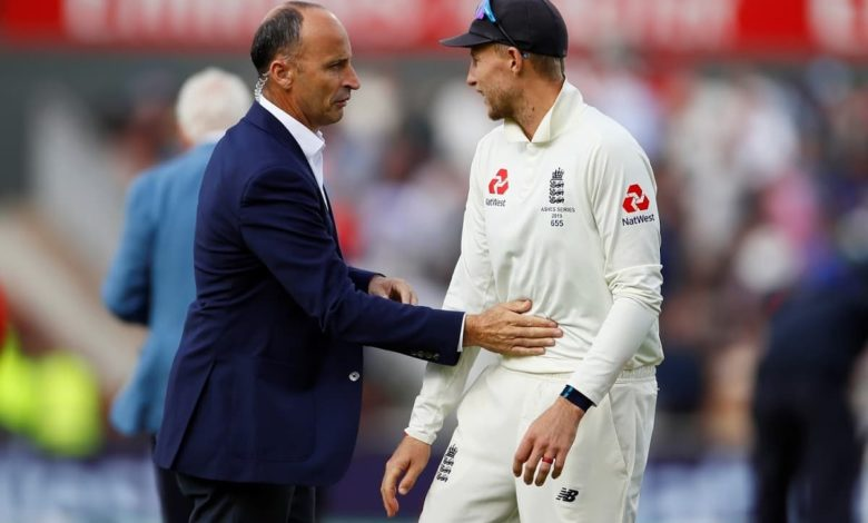Nasser Hussain-Joe Root