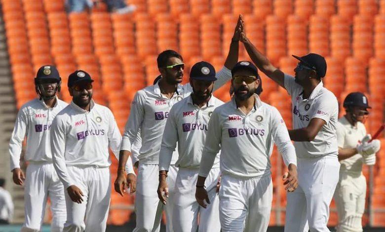 Team India world test championship final