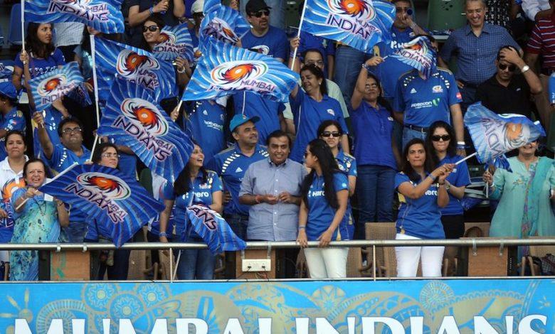 BCCI-Wankhede Stadium IPL 2021
