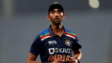 Prasidh Kridhna ODI debut