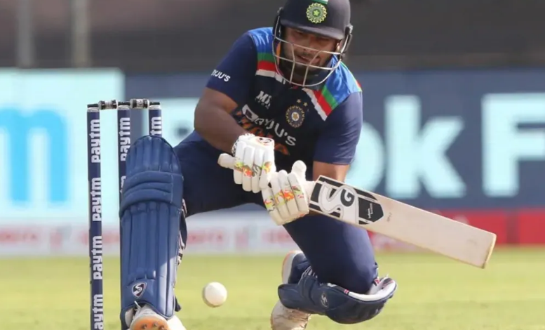 Rishabh Pant ODI Series Against England