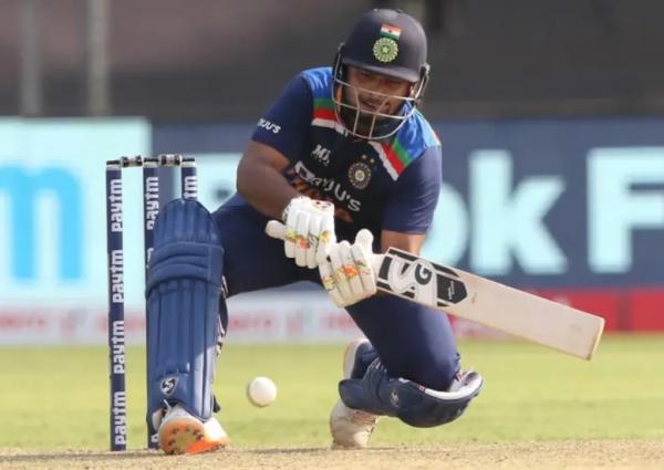 Rishabh Pant ODI Series Against England