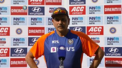 Ravi Shastri PC 4th Test
