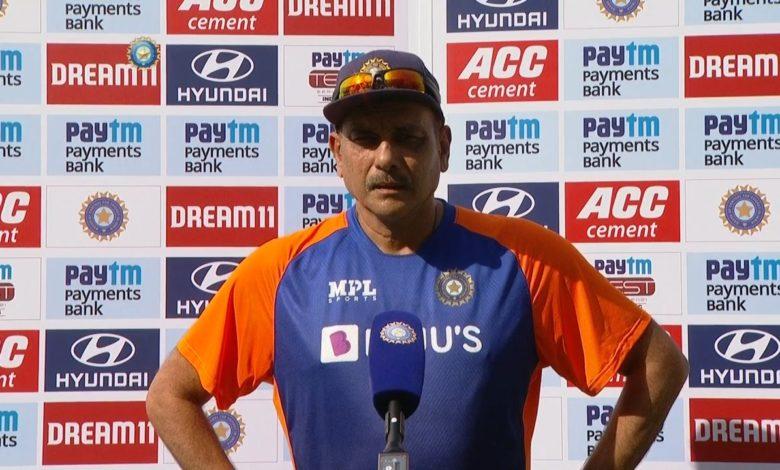 Ravi Shastri PC 4th Test