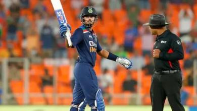 India's Predicted XI For 1st ODI vs England