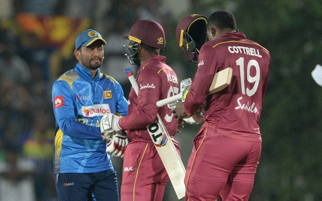 West Indies vs Sri Lanka 2021 squads schedule