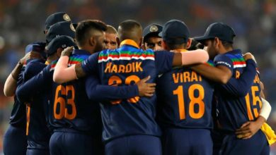 BCCI India T20I series retention players contract