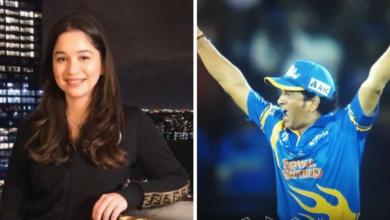 Sara Tendulkar Indian legends Road Safety World Series