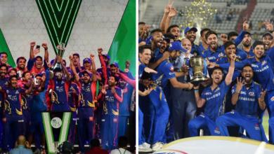 PSL IPL winner Quetta Gladiators
