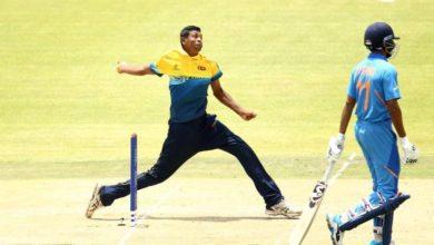 Chennai Super Kings Sri Lanka uncapped pacers