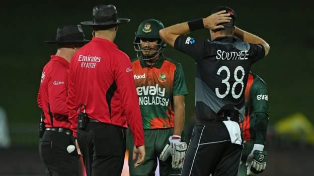Bangladesh New Zealand