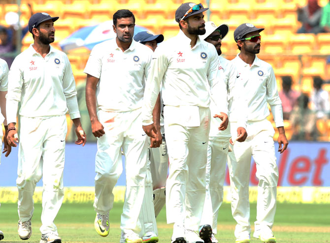 India A's tour of England gets postponed. (PC- Rediffmail)