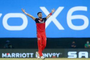 India Harshal Patel-RCB Win