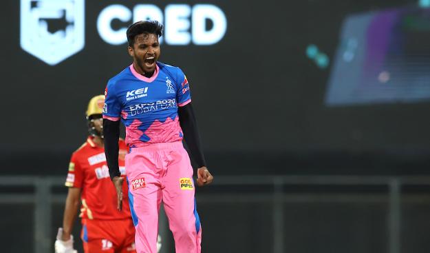 Chetan Sakariya IPL 2021
