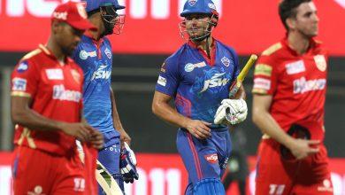 Delhi Capitals vs Punjab Kings IPL 2021