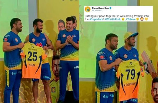 Chennai Super Kings IPL 2021