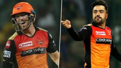 Rashid Khan David Warner vathi coming