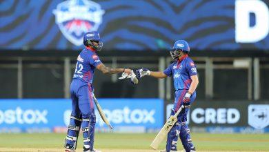 IPL 2021 CSK vs DC