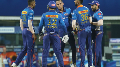 Mumbai Indians vs SRH Match 9 IPL 2021