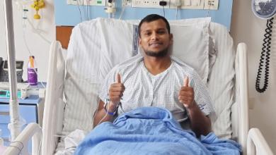 T Natarajan Surgery