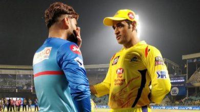 IPL 2021 match 2 Chennai Super Kings vs Delhi capitals