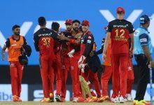 RCB vs SRH IPL 2021