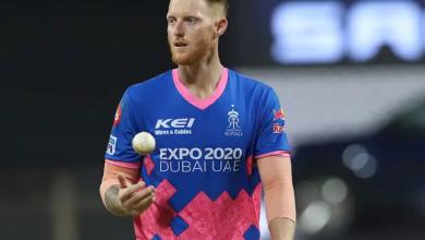 Ben Stokes IPL 2021 Replacement