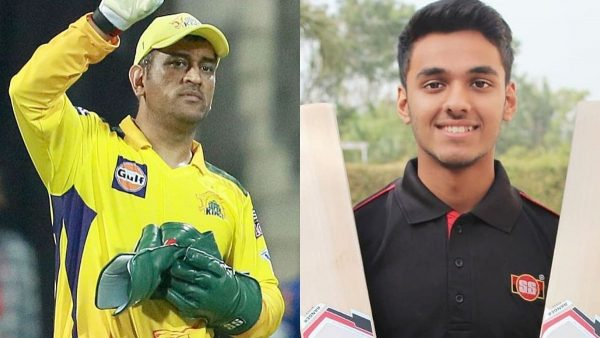 Utkarsh Singh shares how MS Dhoni has improved his cricket