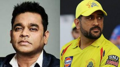 "AR Rahman dedicates ""Chale Chalo"" to MS Dhoni"