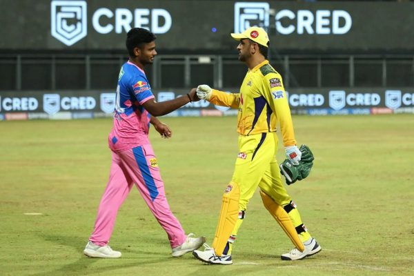 Chennai Super Kings Rajasthan Royals
