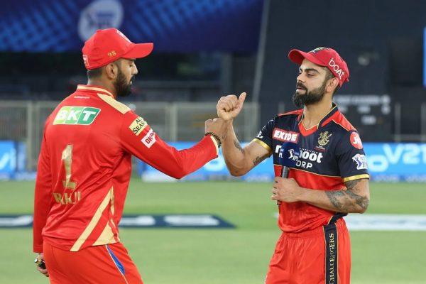 IPL 2021 Royal Challengers Bangalore Punjab Kings