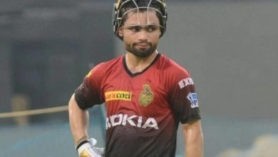 Rinku Singh replacement