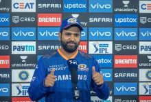 Rohit Sharma fined